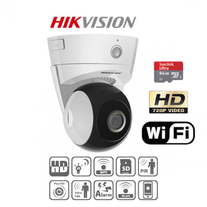 Camera IP HIKVISION DS-2CD2Q10FD-IW Archives - HTB TECH